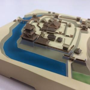 上田城のマスター完成