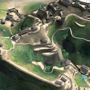 Google Play でも長篠城のARが可能となりました!