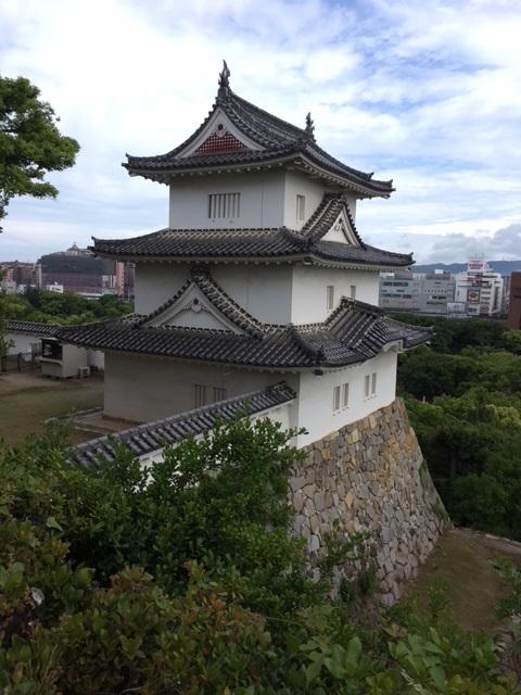 明石城坤櫓