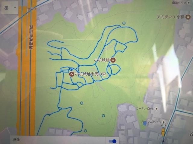 ストリートビュー地図