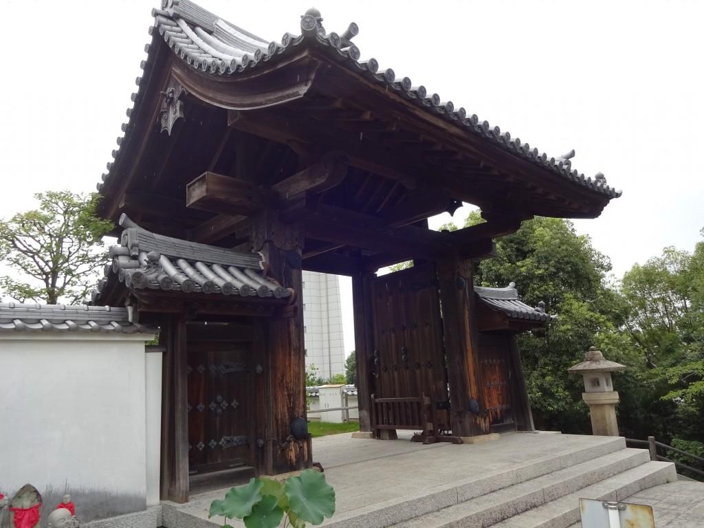 明石城月照寺3(山門)