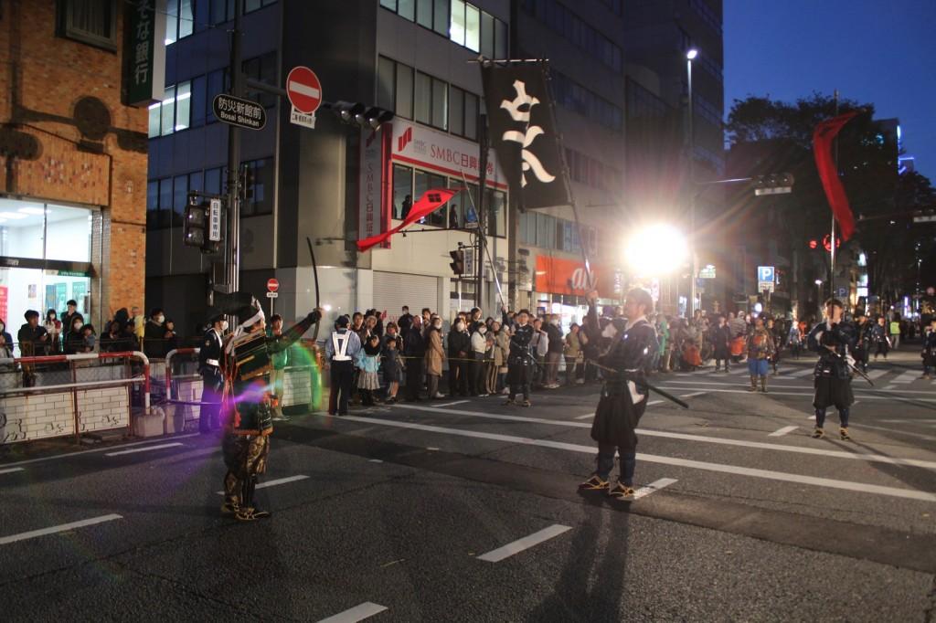 勝鬨平和通り2018