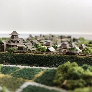 草庵茶室:オリジナルの城郭模型を作ろう!