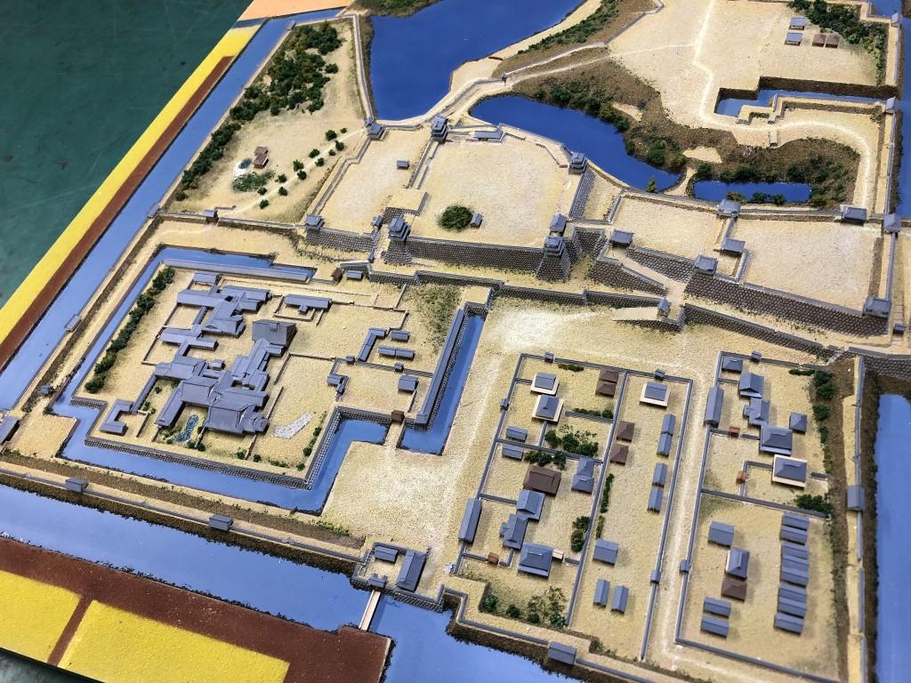 城ラマ明石城