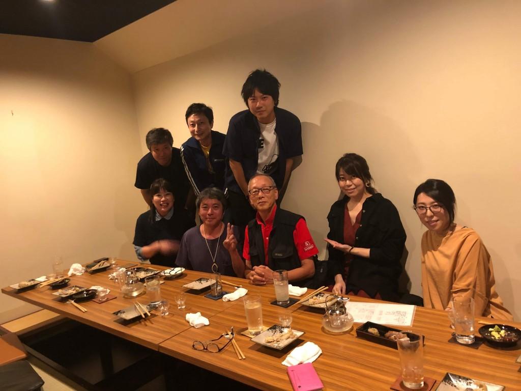 藤井さんと兼子さんと